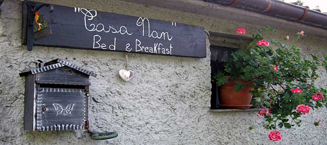 Bed and Breakfast - Casa Nan - Coreglia Ligure